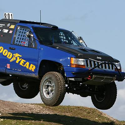 Off Road By Racing - Rally Raid