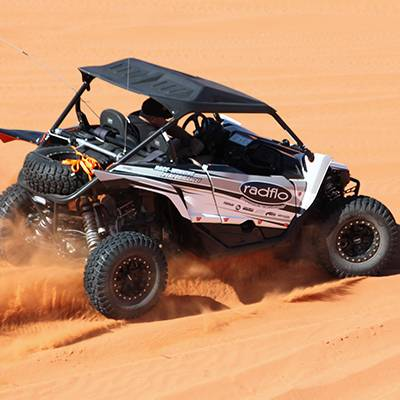 Off Road By Racing - UTV