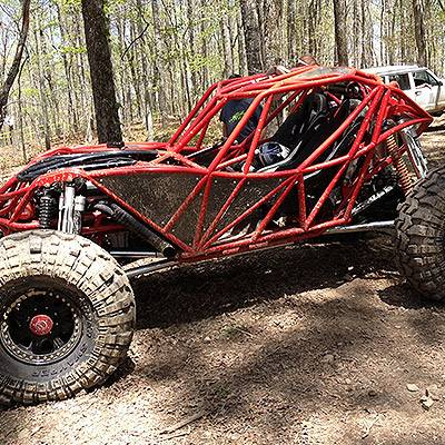 Off Road By Racing - Rock Crawling