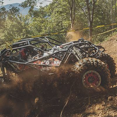 Shocks - Off Road By Racing - Rock Bouncing